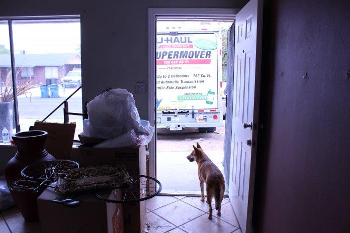 family evicted nevada