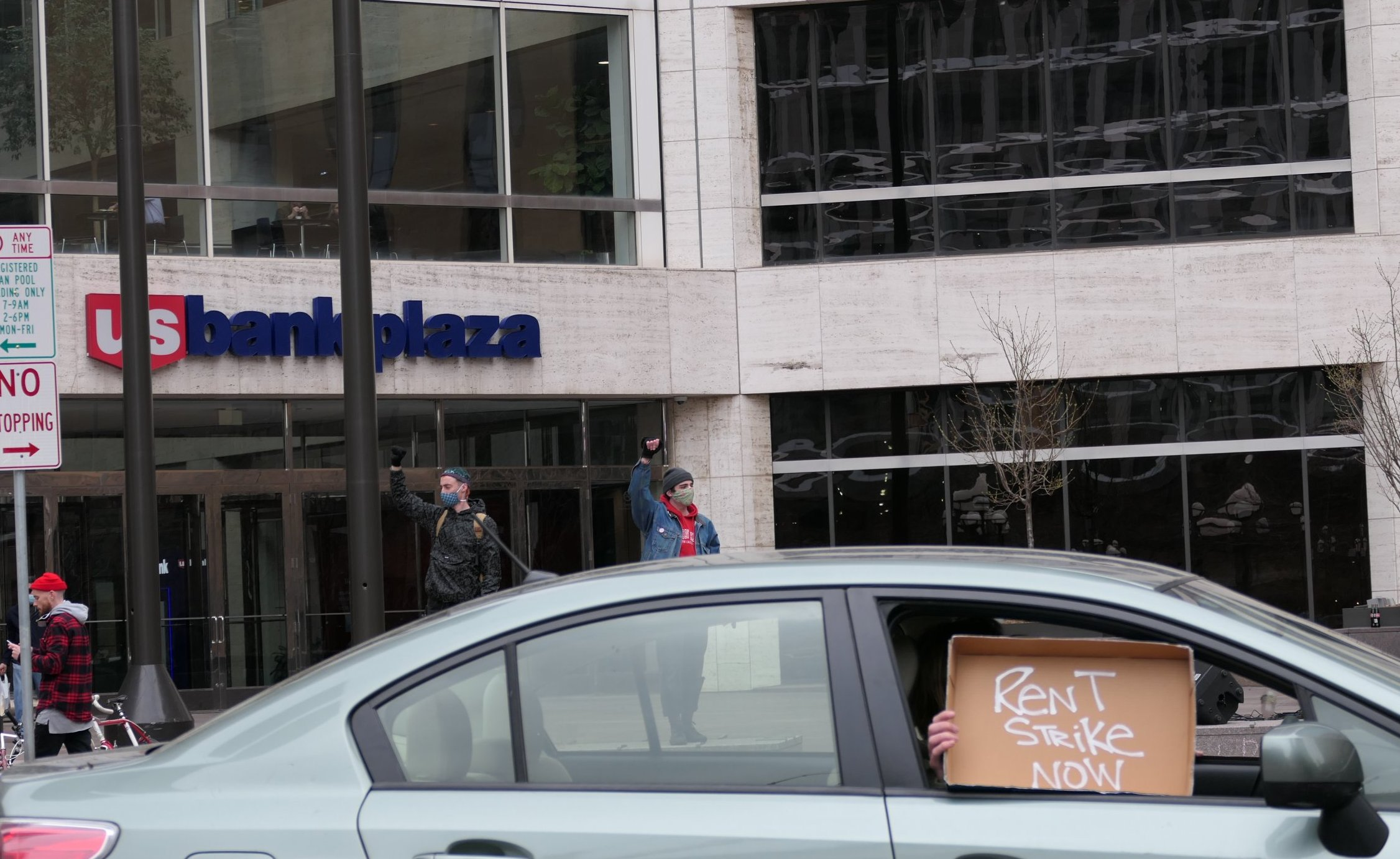 cancel rent strike