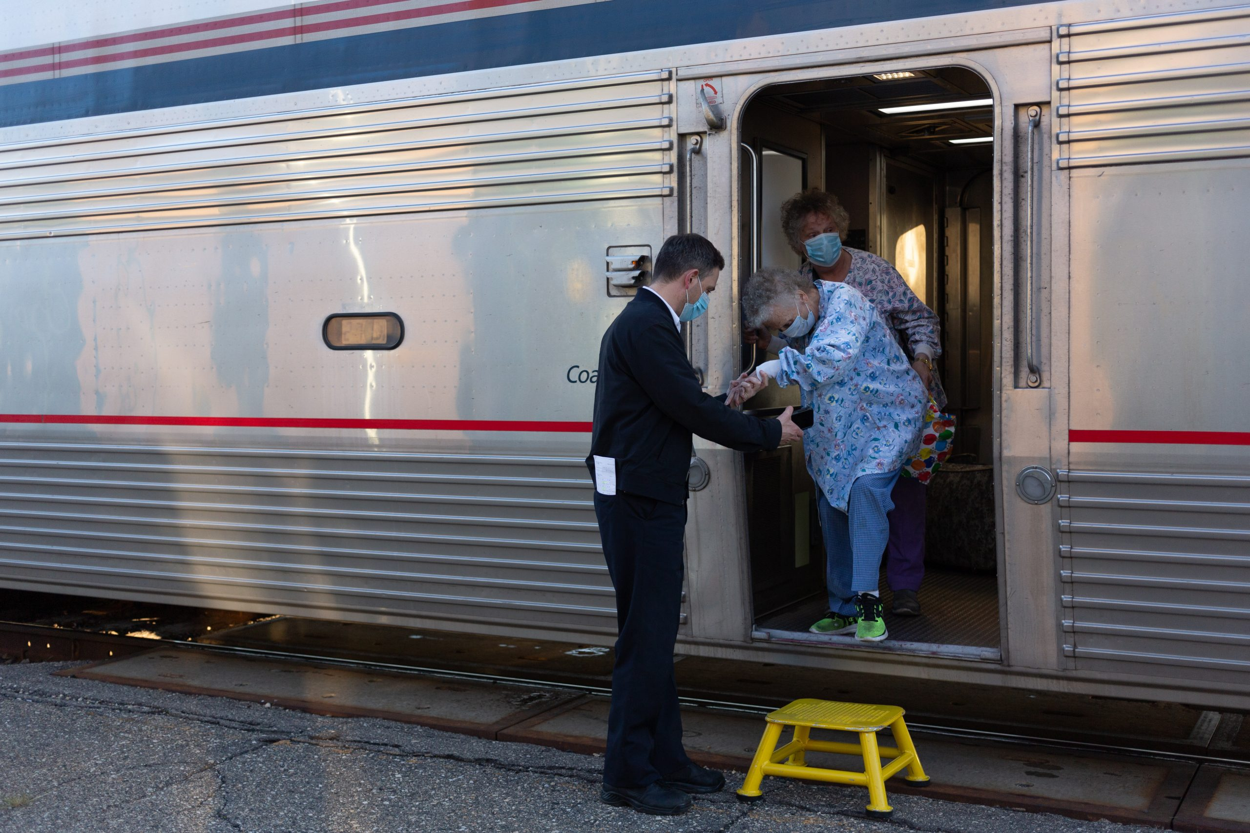 COVID-19 reduces Amtrak service here, in another blow to the future of passenger rail