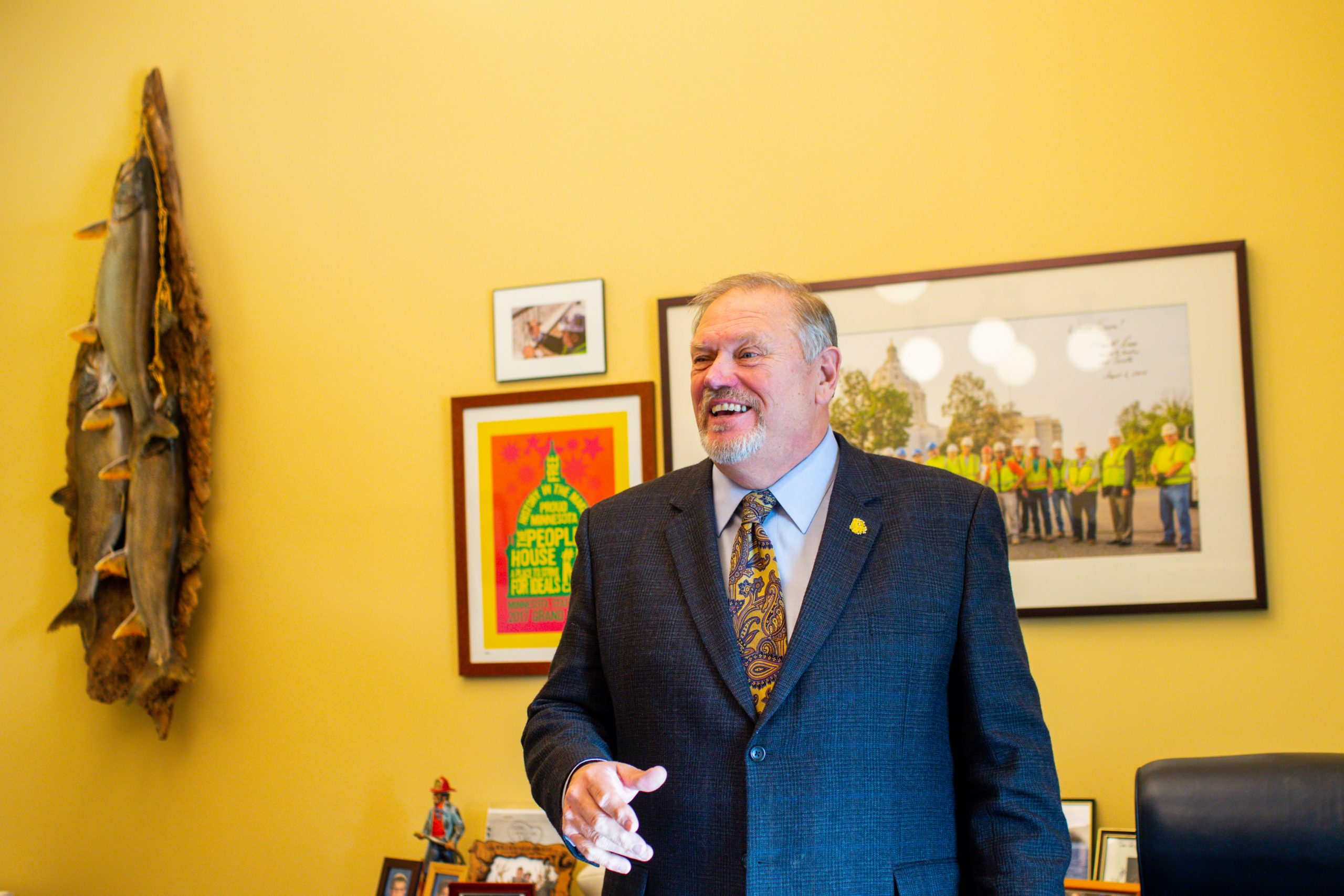 After decamping from Senate DFL, Bakk finds himself back in the middle of state politics