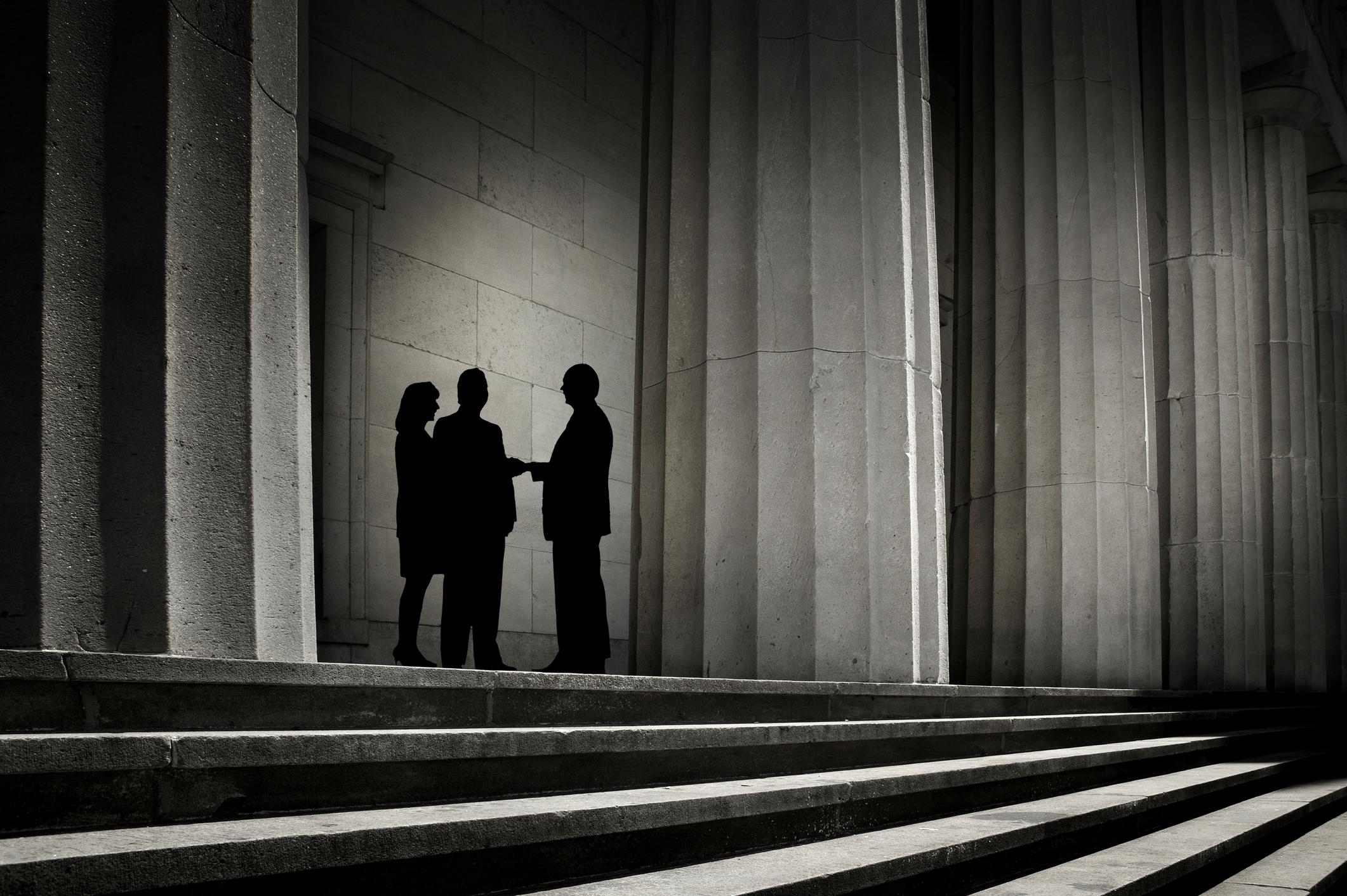 Lawmakers decide on billions in spending, shrouded in secrecy